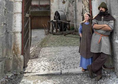 Fête médiévale de la Saint-Jean 2019